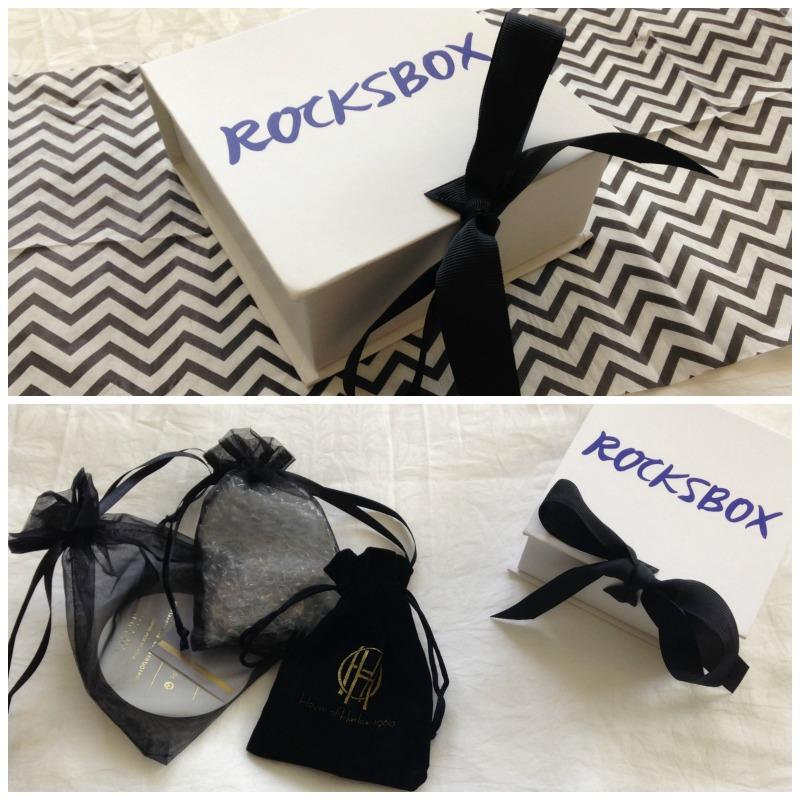 Rocksbox jewelry via A Lady Goes West