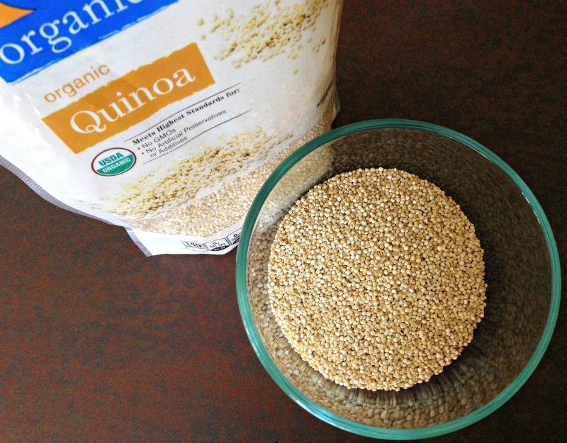 A look at quinoa