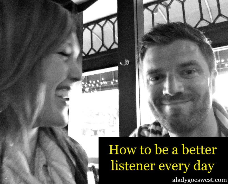 Do you need to become a better listener?