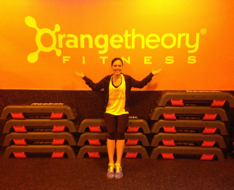 Orangetheory Fitness Coach Ashley
