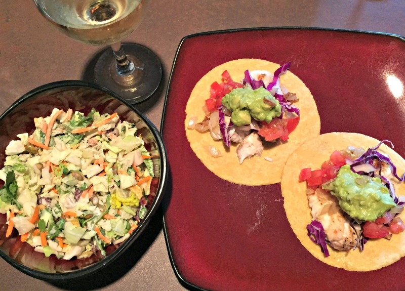 Fish tacos on Sunday for dinner 5.10.15