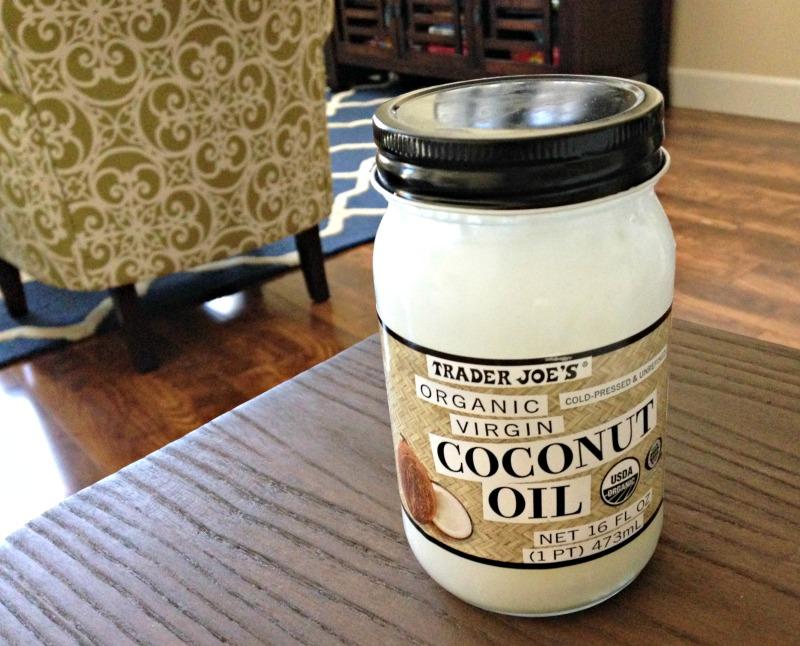 Trader Joe's Coconut Oil
