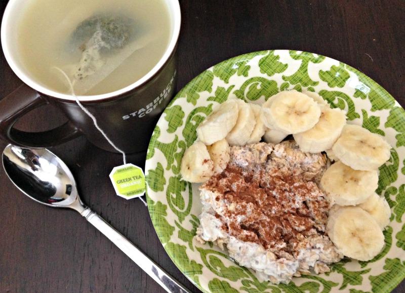 Breakfast on Monday, June 15