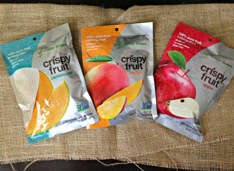 Crispy Fruit by Crispy Greens via A Lady Goes West