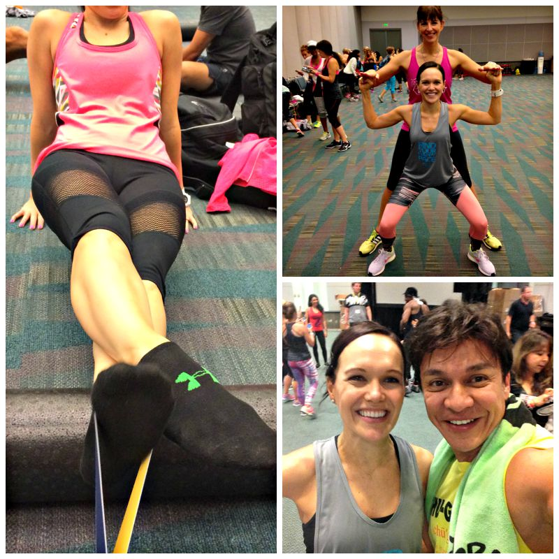 IDEA BlogFest and Fitness Convention snapshots via A Lady Goes West