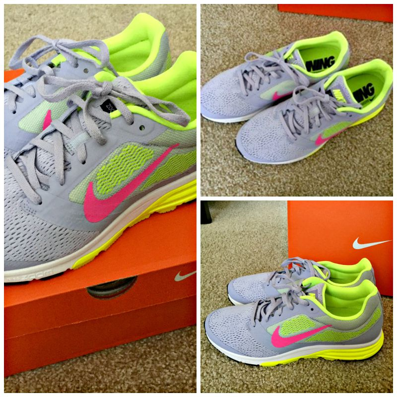 Nike Zoom Fly 2 shoes via A Lady Goes West blog Friday Favorites