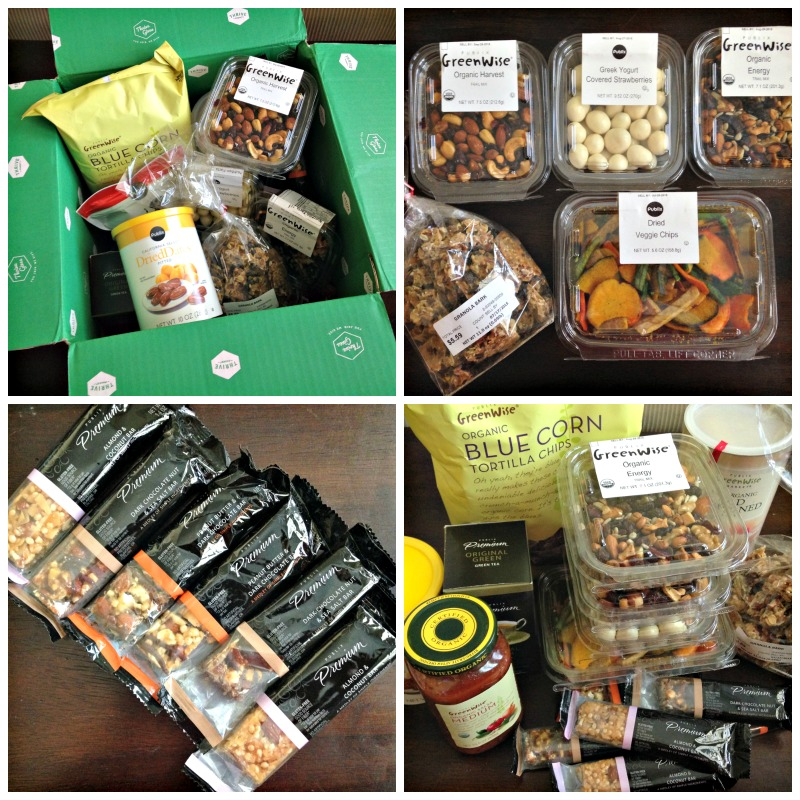 Publix box of treats via A Lady Goes West Friday Favorites