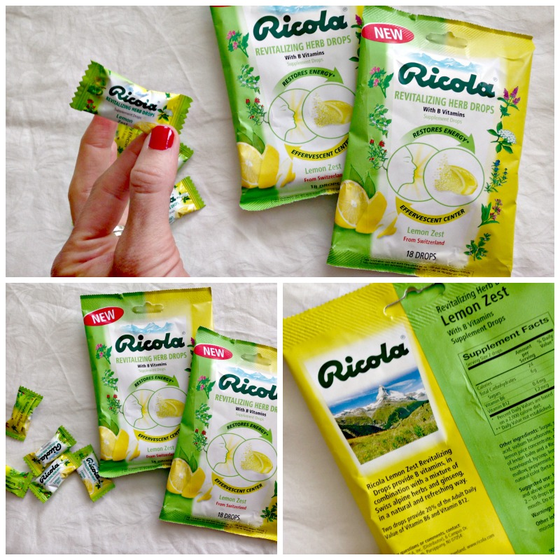 Ricola Revitalizing Herb Drops by A Lady Goes West Friday Favorites