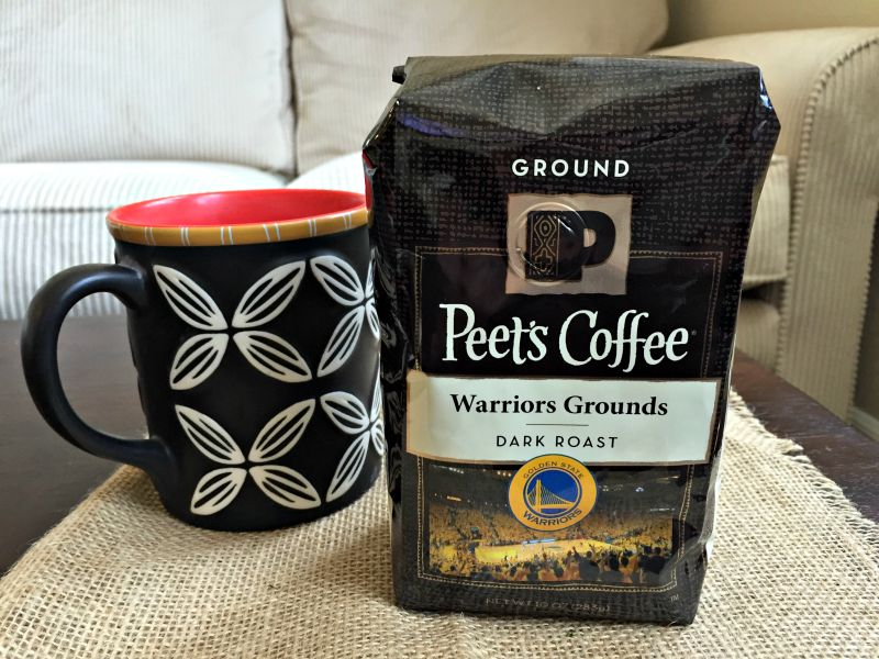 Dave's favorite things - Peets coffee
