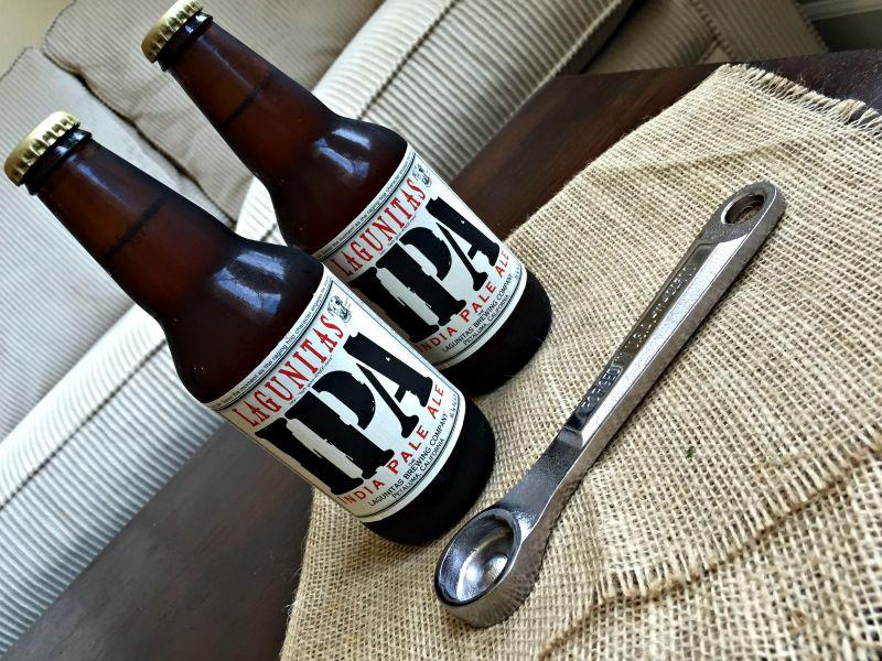 Dave's favorites - Lagunitas Beer and bottle opener