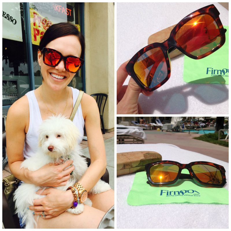 Firmoo.com sunglasses on A Lady Goes West favorites