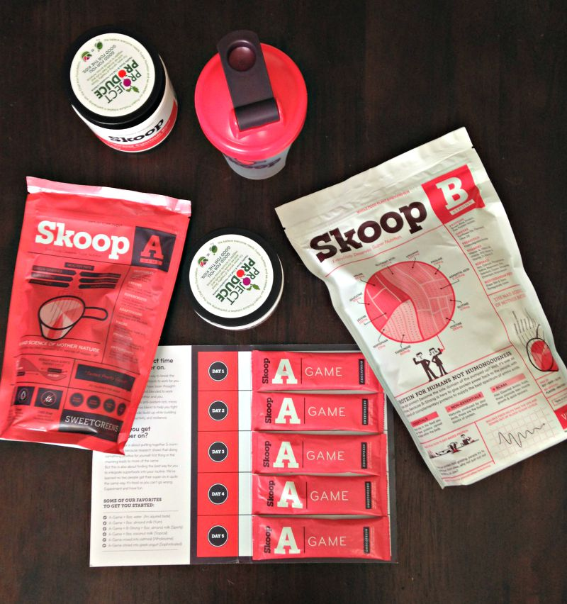 Healthy Skoop product review and giveaway via A Lady Goes West