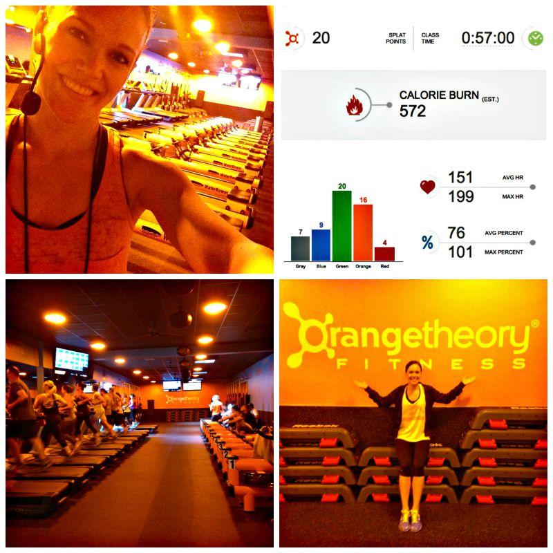 Orangetheory workouts as a favorite via A Lady Goes West