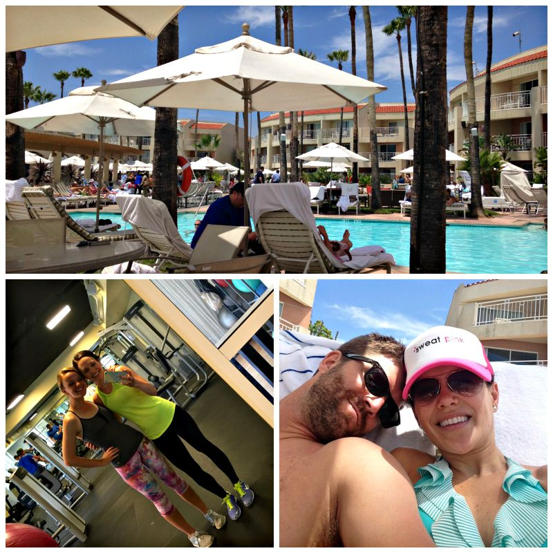 San Diego trip at the Loews Hotel via A Lady Goes West