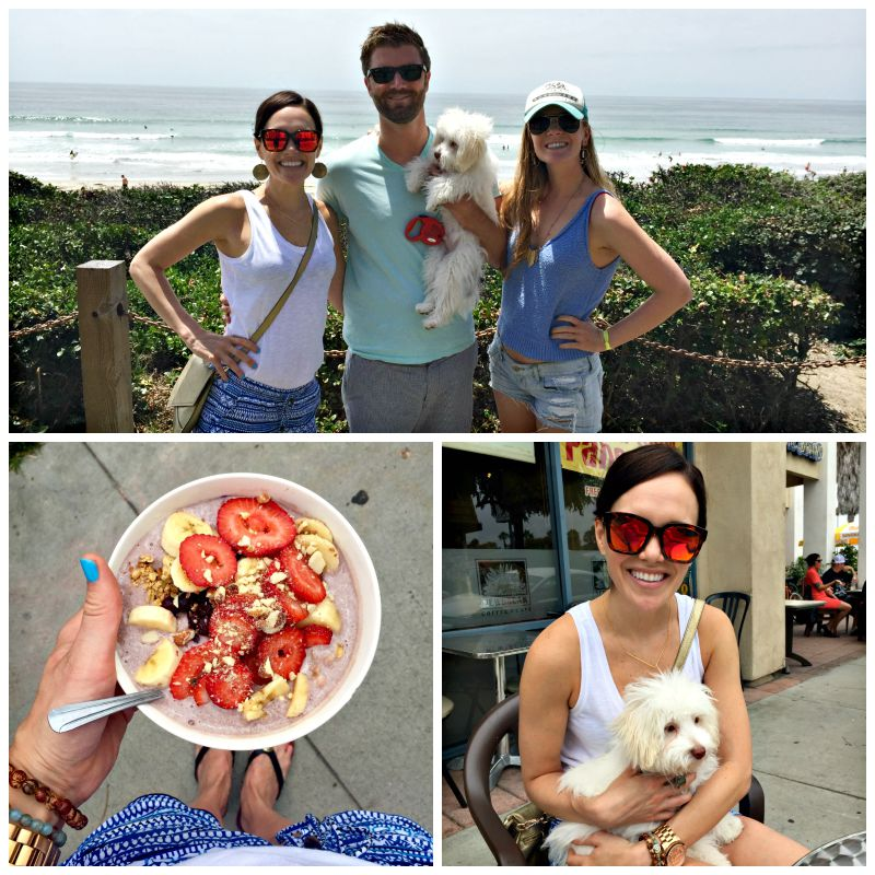 San Diego trip to visit Ocean and Pacific Beach via A Lady Goes West blog
