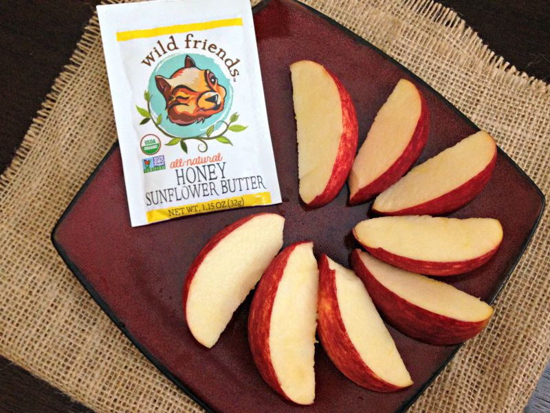 What I Ate Wednesday - snack via A Lady Goes West
