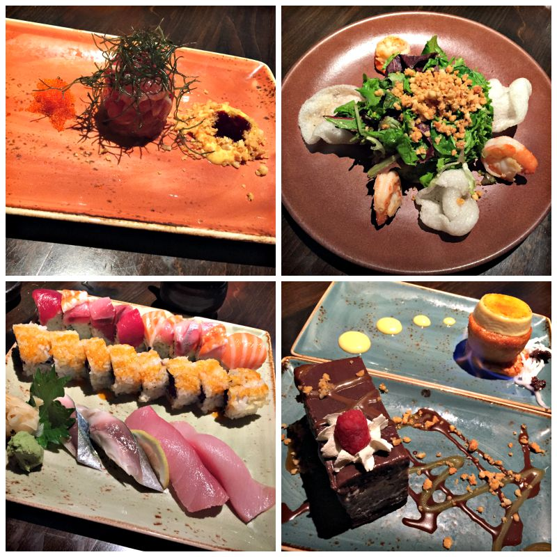 Amazing food at Japengo at the Hyatt in Maui via A Lady Goes West blog