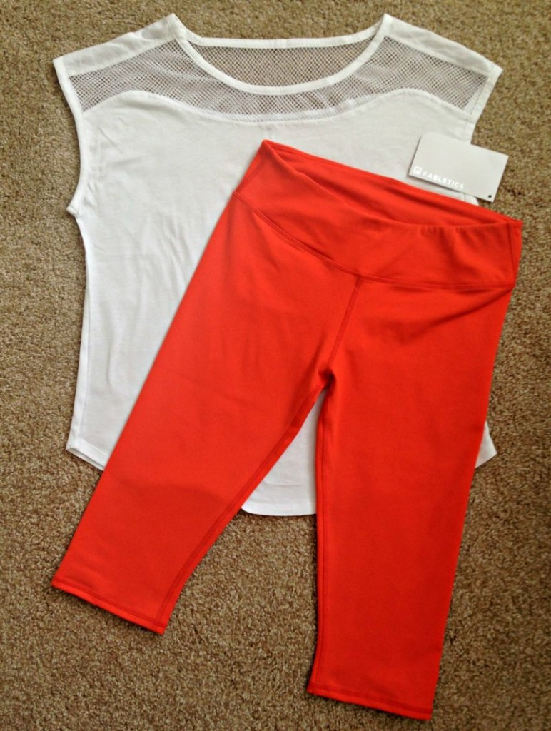 Fabletics outfit via A Lady Goes West blog