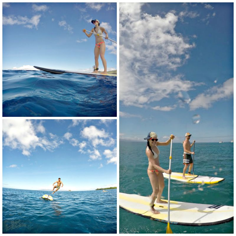 Hawaiian Paddle Sports in Maui adventures via A Lady Goes West blog