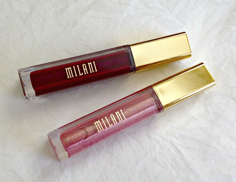 Milani lipgloss via A Lady Goes West