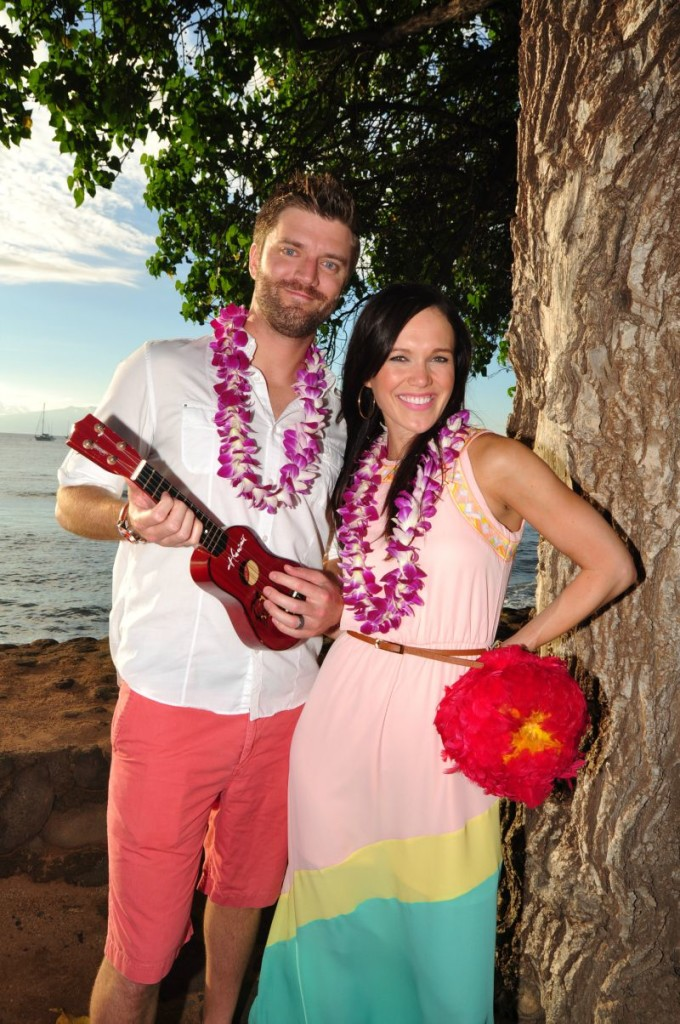 Old Lahaina Luau shot by A Lady Goes West blog