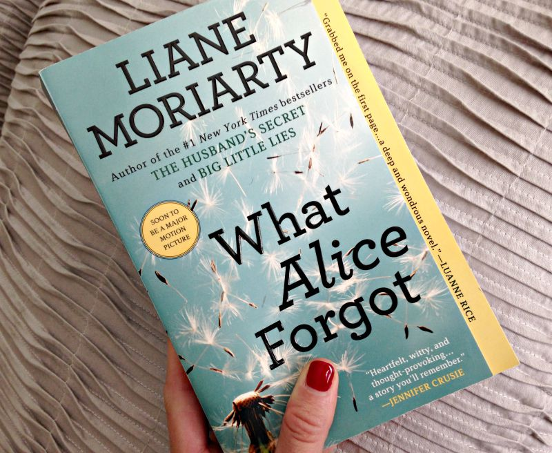 What Alice Forgot via A Lady Goes West