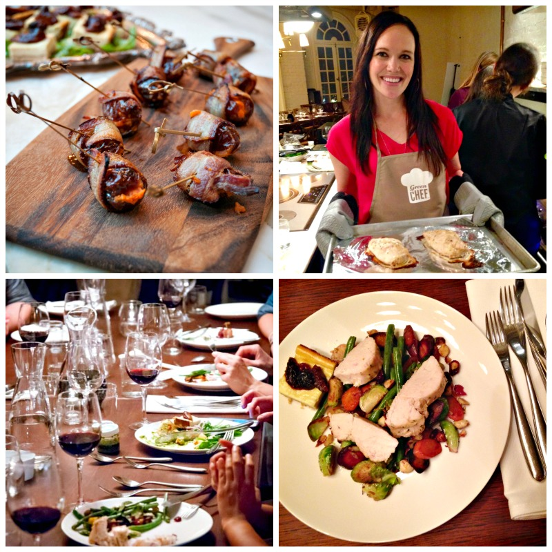 Green Chef event in San Francisco via A Lady Goes West blog