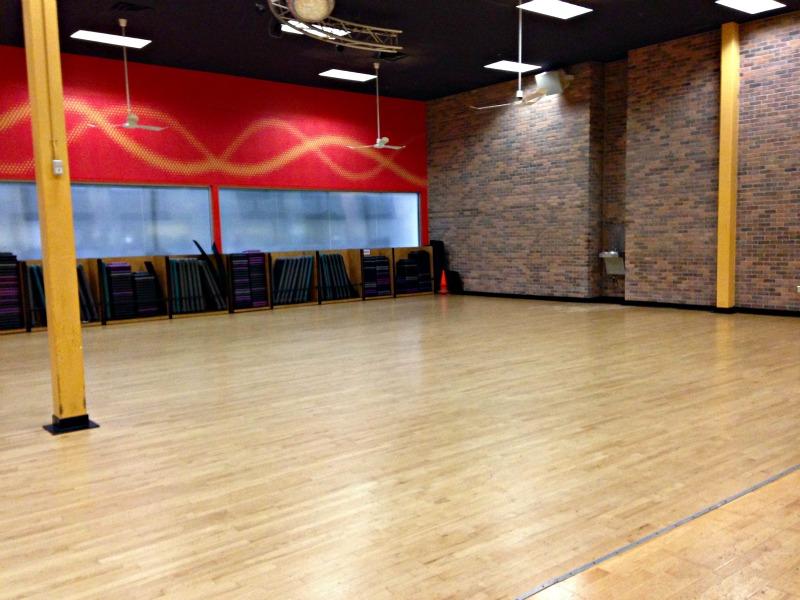 How I got into fitness - group fitness studio via A Lady Goes West