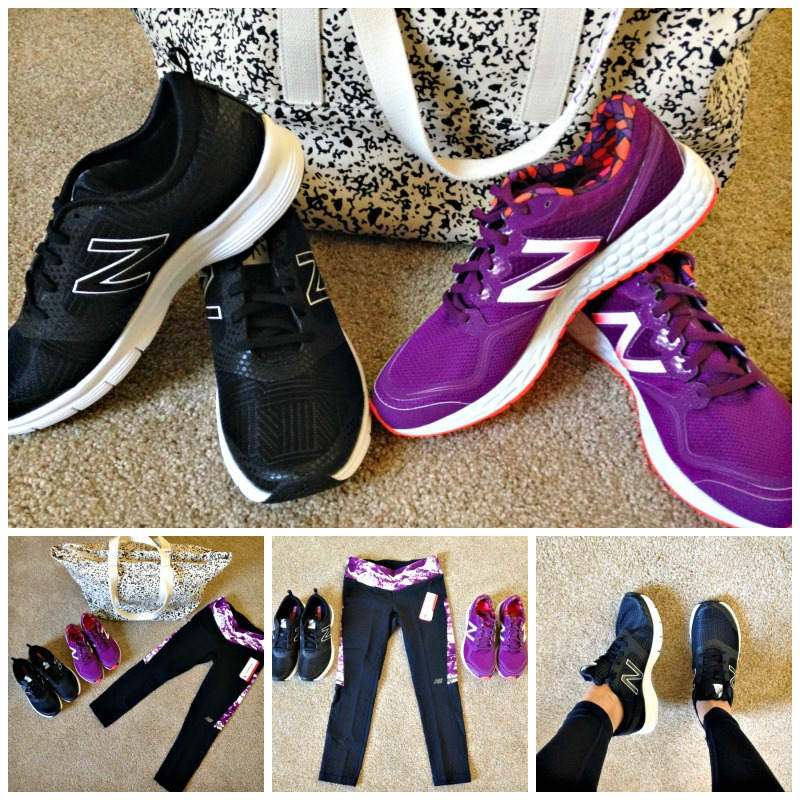 New Balance gear via A Lady Goes West favorites