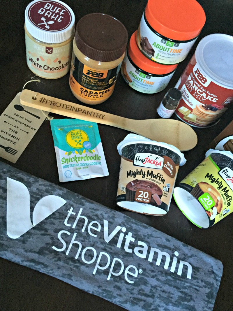 The Vitamin Shoppe Protein Pantry via A Lady Goes West