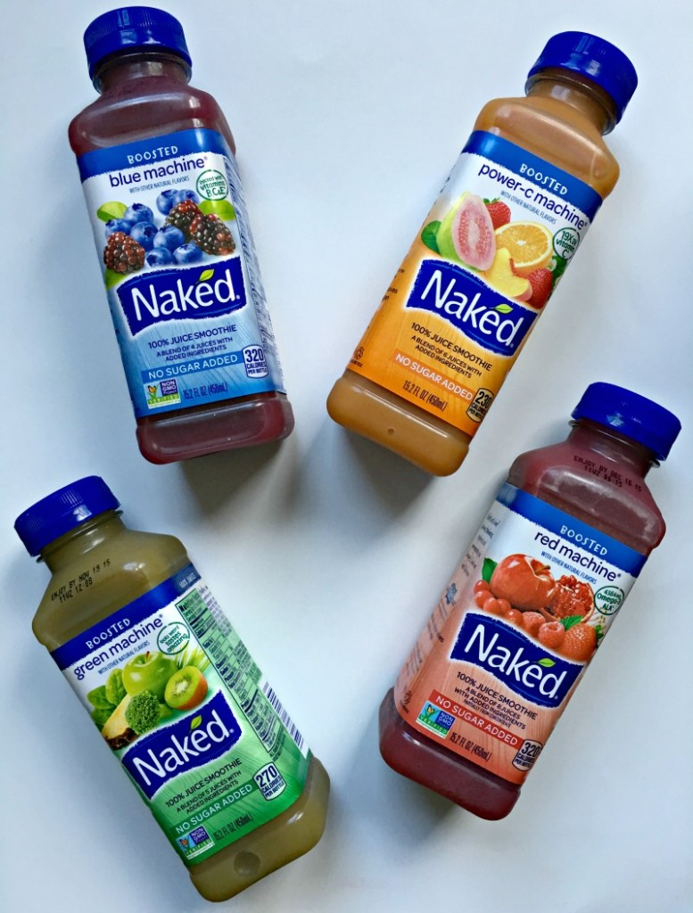 Boosted Naked Juice via A Lady Goes West
