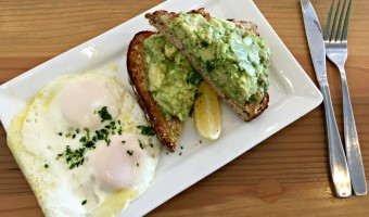 Florida eats - First Watch avo toast via A Lady Goes West