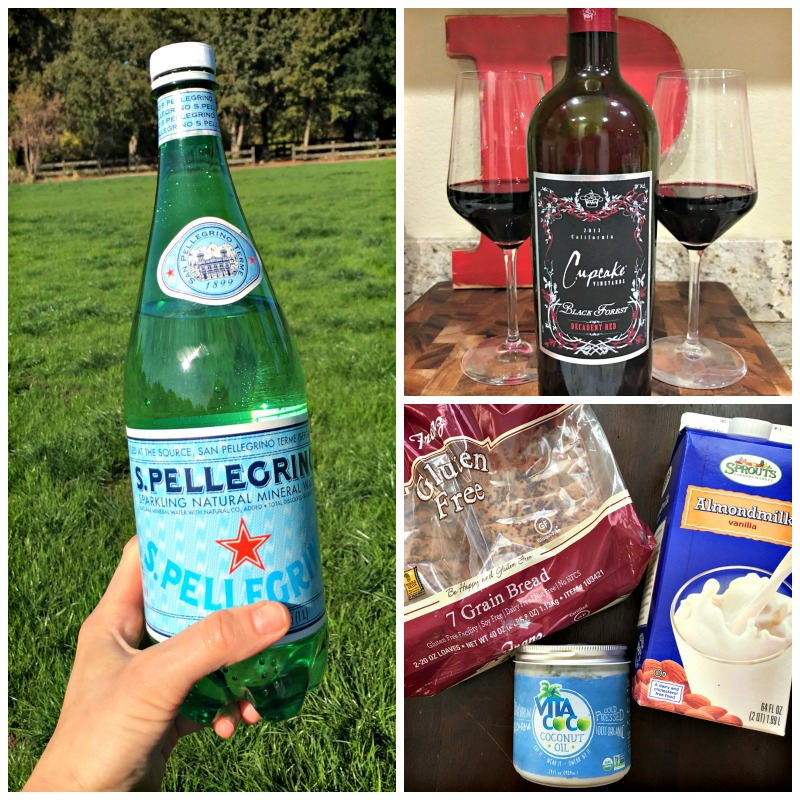 Food and drinks I'm loving via A Lady Goes West blog
