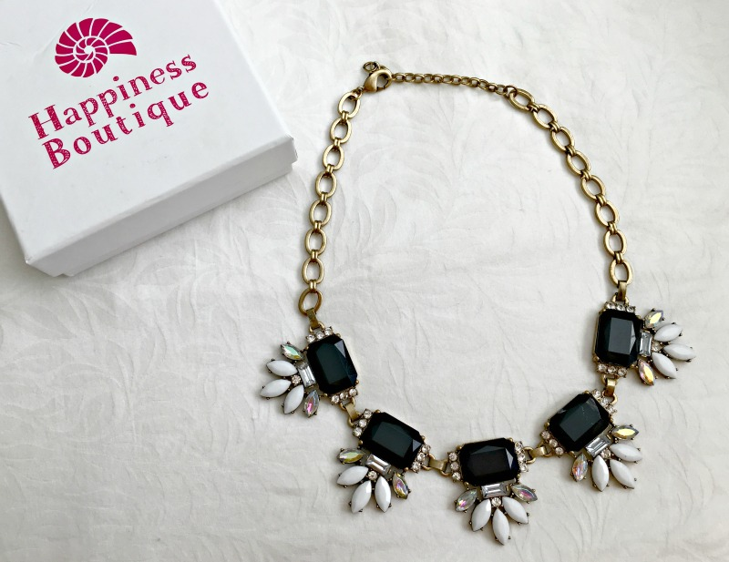 Happiness Boutique necklace via A Lady Goes West