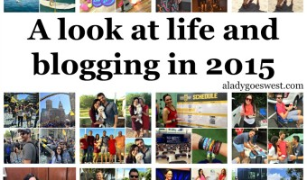 A look at life and blogging in 2015 via A Lady Goes West
