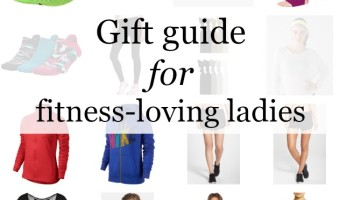 Classic gifts for the stylish fitness-loving lady in your life