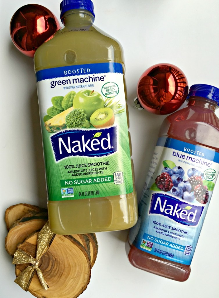 Sharing is Caring Naked Juice bottles for your party via A Lady Goes West