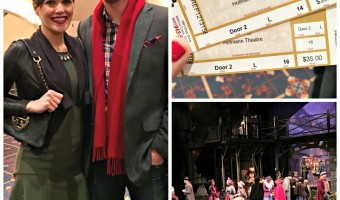 A Christmas Carol at the Lesher Center via A Lady Goes West