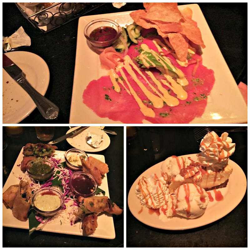 Dinner at The Cheesecake Factory by A Lady Goes West