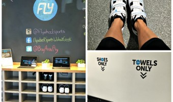 FlyWheel Sports Walnut Creek studio and class review by A Lady Goes West blog
