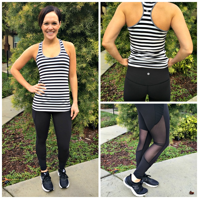 New Lululemon gear by A Lady Goes West