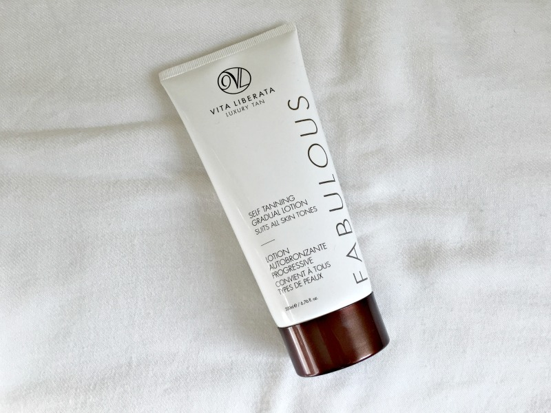 Vita Liberata Luxury Tanner favorite by A Lady Goes West blog