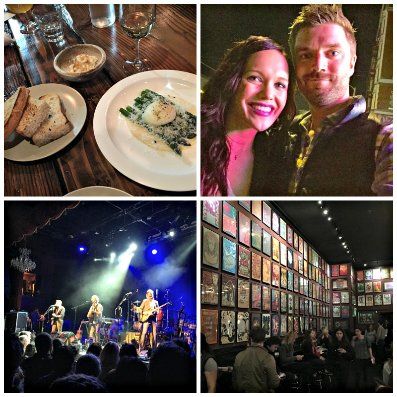 Guster concert at The Fillmore by A Lady Goes West