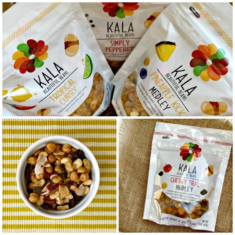 Kala Beautiful Beans snack via A Lady Goes West