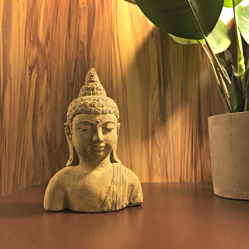 CorePower buddha by A Lady Goes West