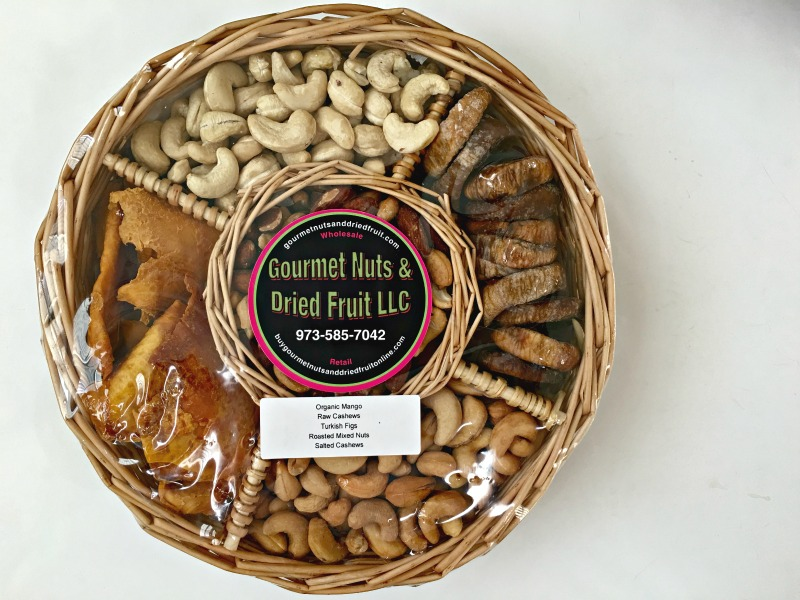 Gourmet Nuts and Dried Fruits favorites by A Lady Goes West
