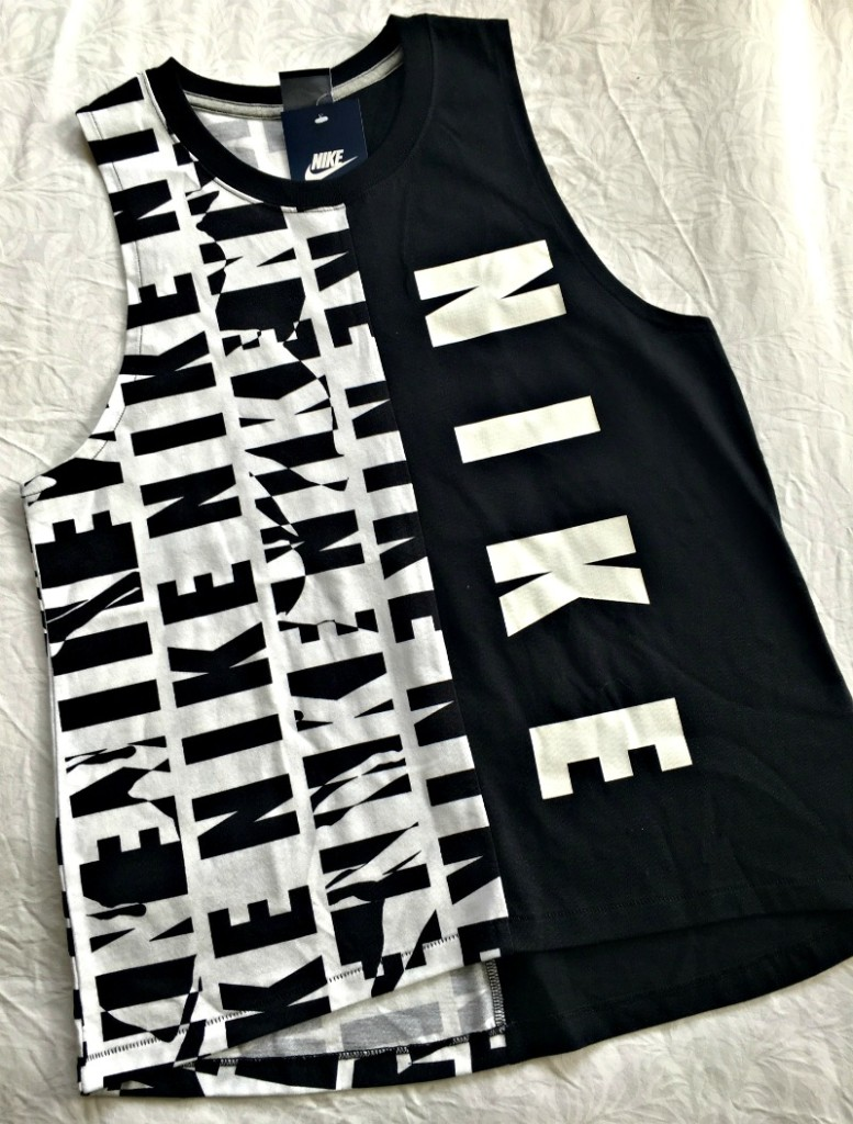 Nike Muscle Tank favorite by A Lady Goes West