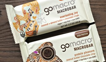 GoMacro Macrobar via A Lady Goes West