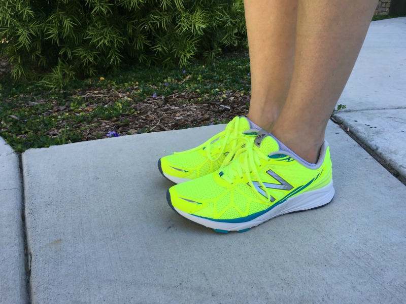 New Balance sneaks by A Lady Goes West