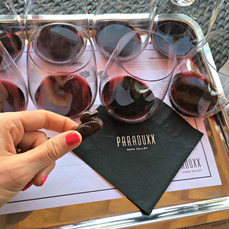 Paraduxx winery visit by A Lady Goes West